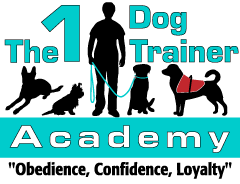 The 1 Dog Trainer Academy Logo
